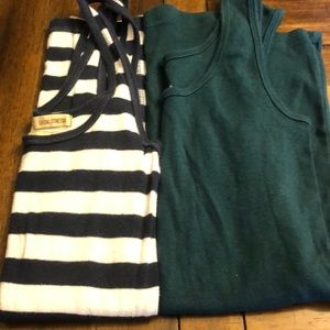 4/$15 Two tank tops for the price of one .